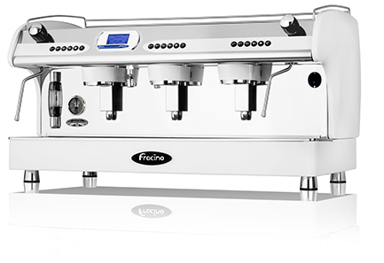 P.I.D. Commercial Cappuccino Coffee & Espresso Machine