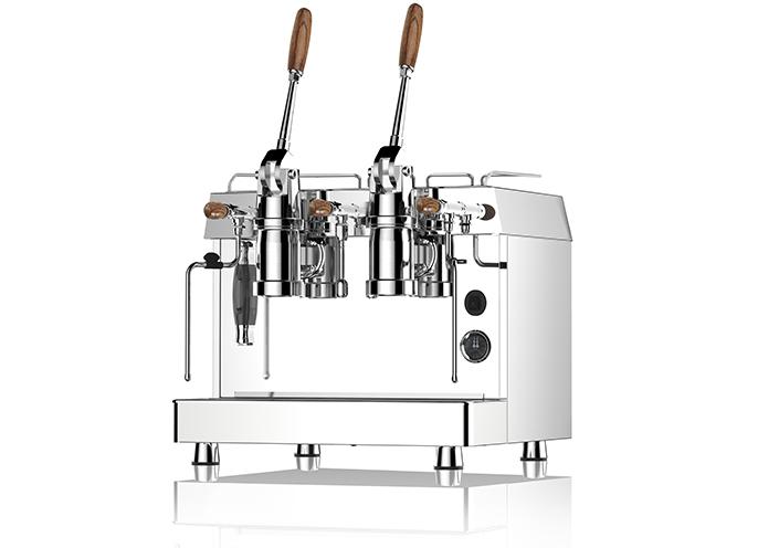 Retro Commercial Cappuccino Coffee & Espresso Machine