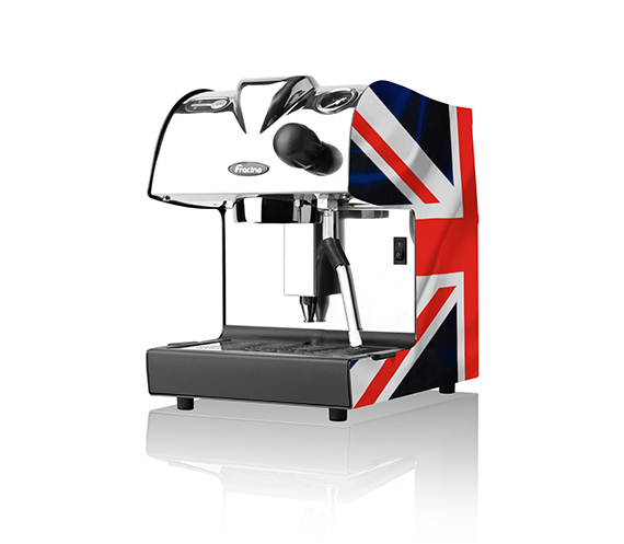 British Made Commercial Coffee Machines