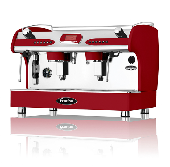 Fracino Commercial Cappuccino Coffee & Espresso Machine